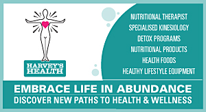 harveys health new web Banner embrace life in abundance